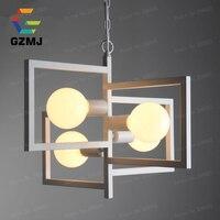 Wholesale Vintage Industrial Lighting Black Lamp Holder Pendant Light American Aisle Lights Lamp For Living Room
