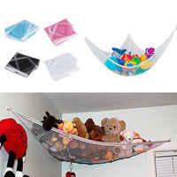 Kids Toy Soft Teddy Storage Hammock Mesh Baby Bedroom Tidy Nursery Net New