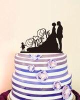 חתונה אישית Toppers עוגת חתונת טופר Festa De Casamento מוסיקה ילדי חתונת עוגת ביצוע ספקי רטרו