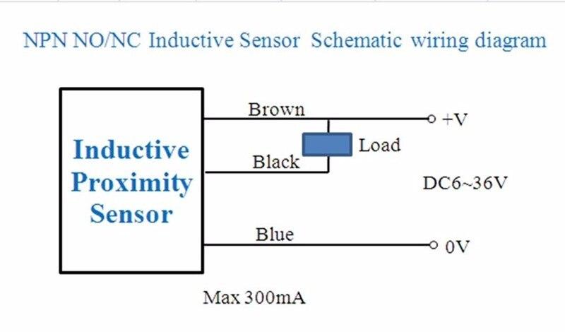 lj12a3 4 z bx inductive proximity sensor detector detection lj12a3 4 pnp vs npn wiring npn proximity switch wiring diagram #39