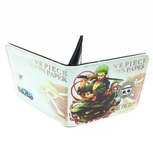One Piece Printed Wallet