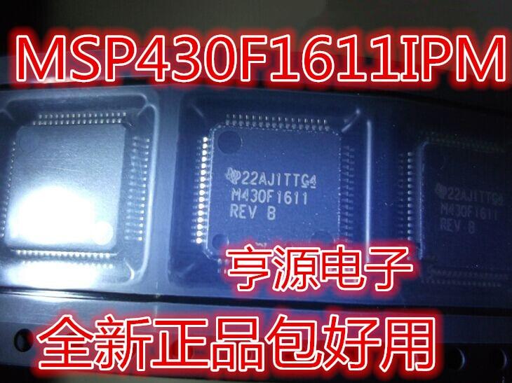 Цена MSP430F1611IPMR