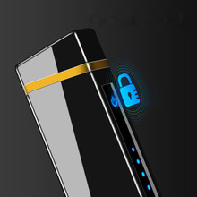 Electronic Usb charging double arc  plasma eletronic pulse infrared induction lighter