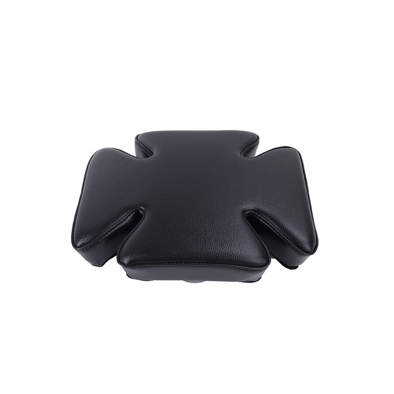 Motorcycle Suction 5 Cups Passenger Pillion Pad Rear Seat For Harley Davidson Street Sportster 48 XL883 XL1200 2000 - 2015 C/5