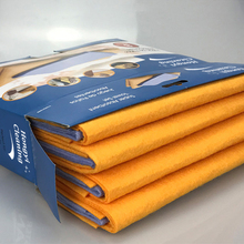 TCHY 8pcs Kitchen Towel Non-woven Shamwow Absorbent Dish Cloth Anti-grease Washing Cleaning Rags for Home and Car Wiper