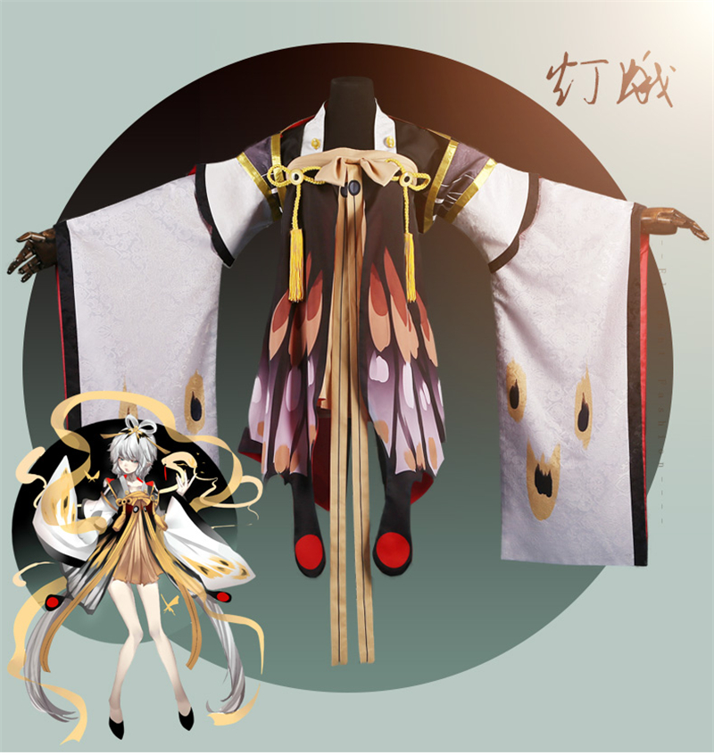 Amine VOCALOID Luo Tianyi Cosplay Costume Kimono Hot Sale Beautiful Woman Dress