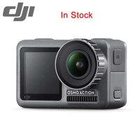 Original DJI Osmo Action Camera dual screens and RockSteady stabilization Waterproof 8xSlow Motion PK Gopro Hero 7 Yi 4K