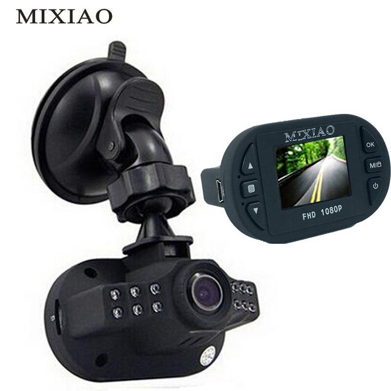 MIXIAO Car electronics dvrs Car Camera C600 Mini Size DVR Full HD 1920 1080P 12 IR