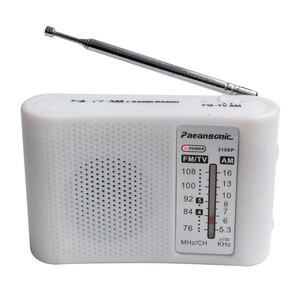 Image 2 - CF210SP AM/FM Stereo Radio Kit DIY Elektronische Montieren Set Kit Tragbare FM AM radio DIY teile Für Learner