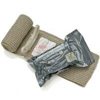 Бандажный бандаж Ever Ready  уличный Тактический бандаж для экстренной помощи  компрессионный бандаж  4 дюйма  вакуумная упаковка  2020