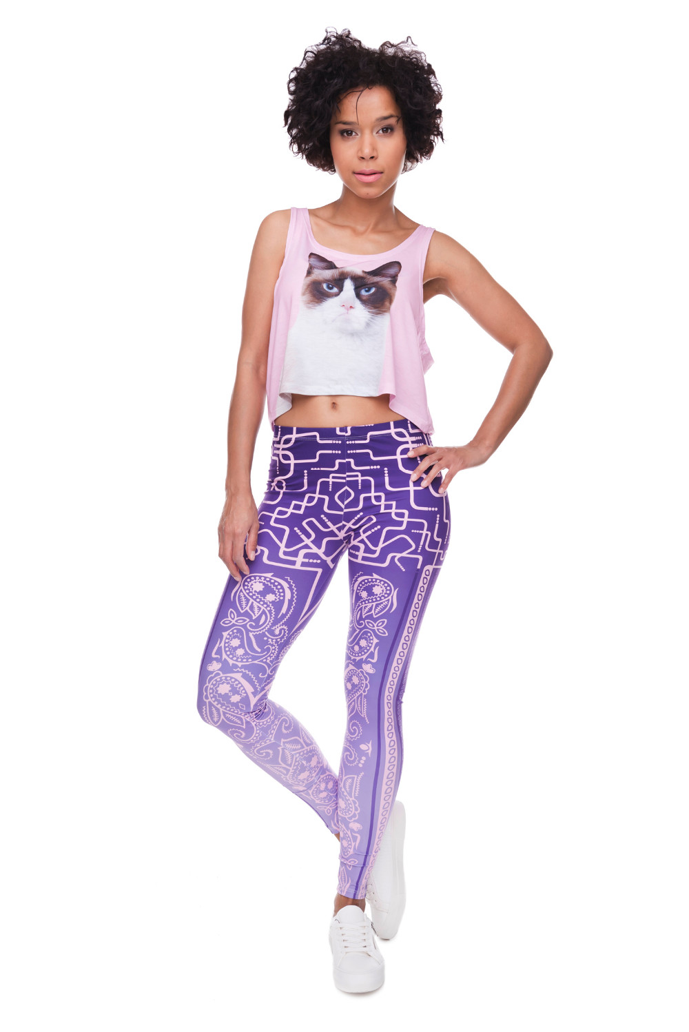40541 bandana deco purple (7)