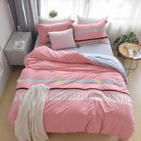 New Single Double Queen Duvet Cover Quilt Cover Reactive Printing King Size Duvet Cover Blanket Cover 220*240cm Duvet Set