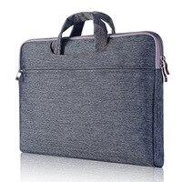 Hot 13 14 15 6 Inch Notebook Computer Laptop Bag Handbag Shoulder Bag Protective Case Pouch