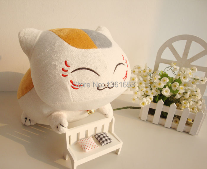 Natsume's Book of Friends cosplay accessories Nyanko sensei Yuujinchou cat doll toys for kid and adult gift