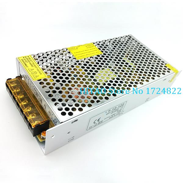 240W 12V 20A Switching Power Supply Driver For LED Camera AC110V or 220V Input,12V Output Free Shipping edt universal 12v 12 5a 150w switching power supply driver 110 220v