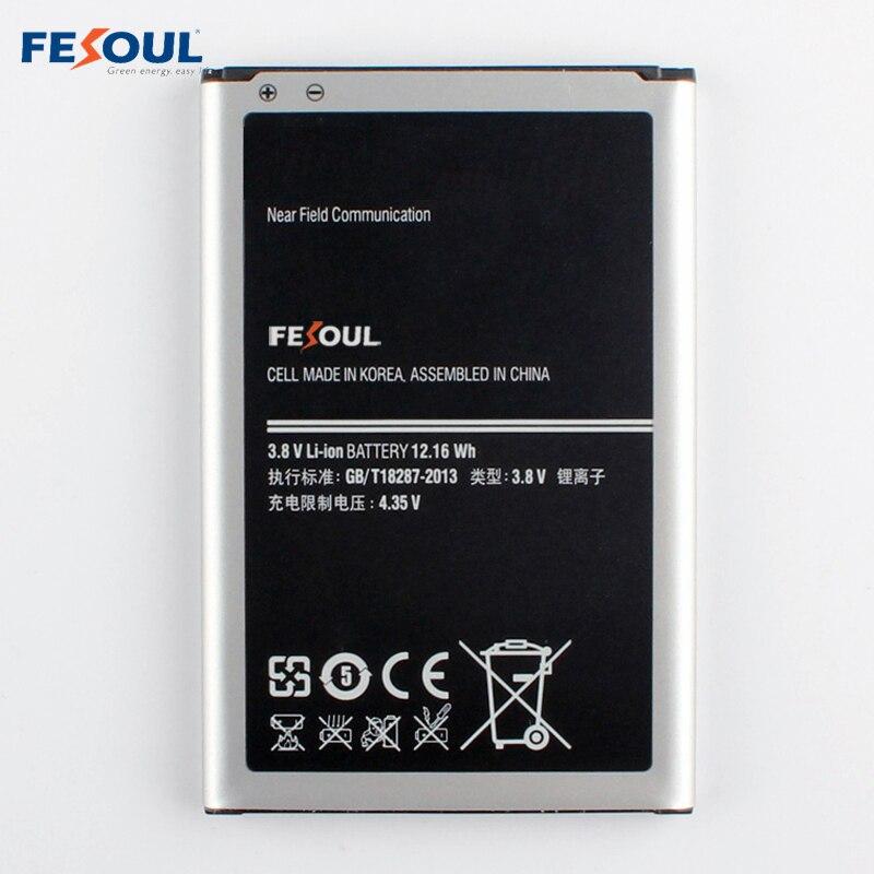 New B800BC Rechargeable Li-ion phone battery For Samsung Galaxy Note 3 III N9000 N9005 N9008 N9009 N9002 3200mAh