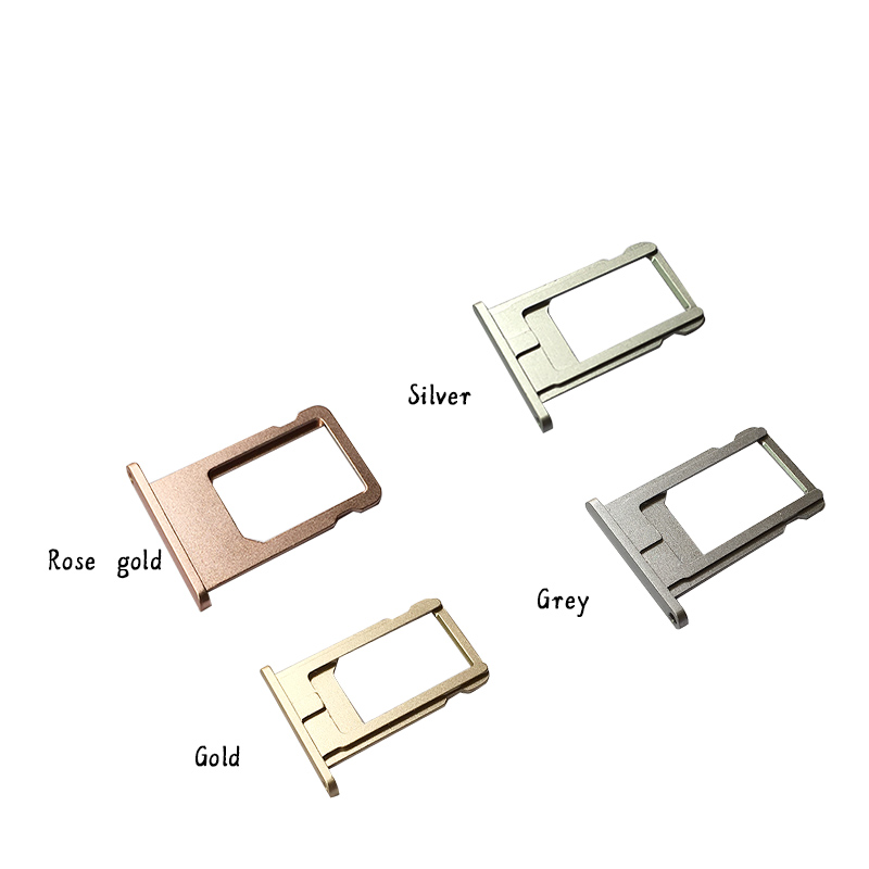 Nano-SIM-Card-Tray-Holder-For-iPhone-6-6-Plus-Grey-Silver-Gold-Rose-Gold-Sim