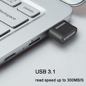 Image 5 - Hàng Chính Hãng Samsung USB 3.1 Pendrive 32GB 64GB 200 MB/giây Memoria Usb 3.0 Flash 128GB 256GB 300 Mb/giây Mini Đĩa USB Thẻ Nhớ