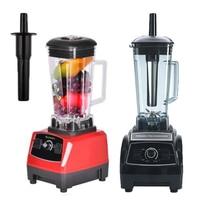 1800W Professional 220V Fruit Blender Mixer Food Processor Japan Blade Juicer Ice Smoothie Milk Mixing Machine Jucie Maker