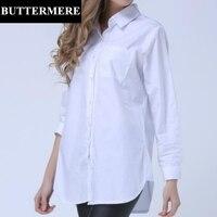 Plus Size Women Clothing White Blouse 4XL 5XL Big Size Long Sleeve Striped Shirt Blusas Feminina