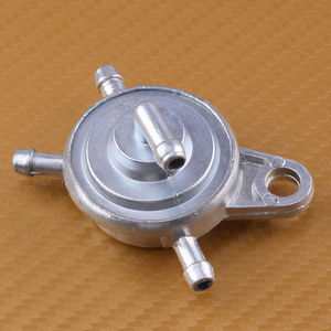 CITALL Motorcycle Vacuum Fuel Pump Petcock Fit for GY6 50cc 150cc Roketa Sunl TAOTAO Chinese ATV Scooter