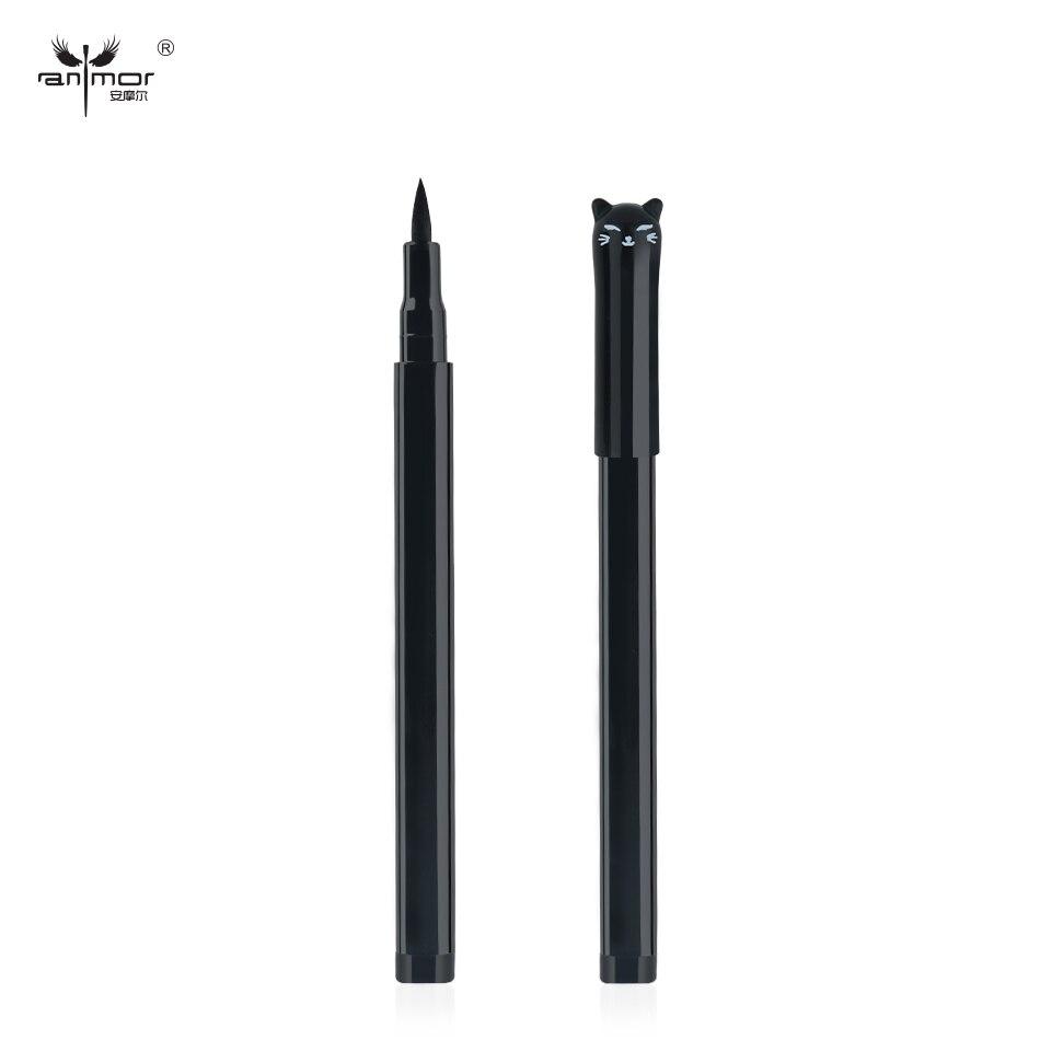 1PC υγρό eyeliner μαύρο χρώμα μολύβι σχήμα - Μακιγιάζ - Φωτογραφία 2