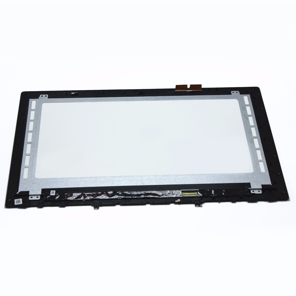 "LENOVO Y50-70 Touch Screen Assembly for 15.6/"" FHD LED LCD Display 1080P w// Bezel"