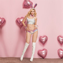 Women Lingerie Sexy Hot Erotic Porno Babydoll Costumes Bunny Girl Cosplay For