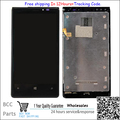 100% Guarantee Original & New For Nokia lumia 920 Black LCD Display + Touch Screen Digitizer + Front  frame free shippinp