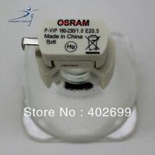 Original P-VIP 180-230/1. 0 E20.5 lámpara del proyector de Osram