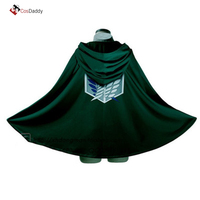 Attack on Titan Cosplay Costume Cloak Shingeki no Kyojin Scouting Legion anime cosplay clothes CosDaddy
