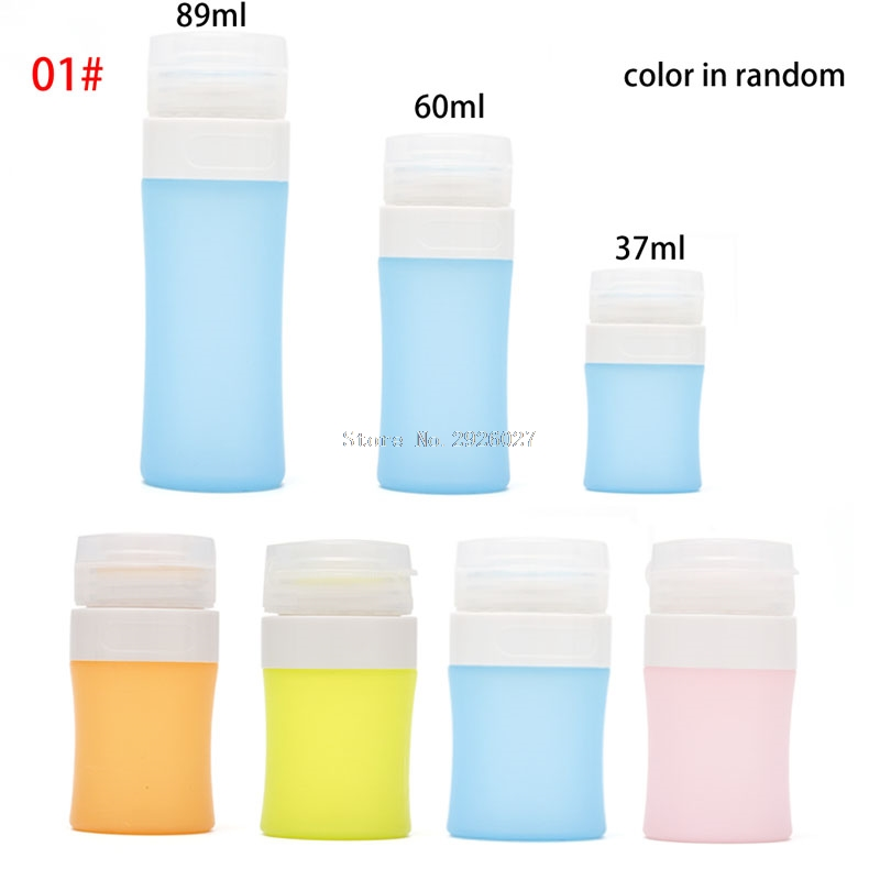 Shampoo Shower Gel Lotion Sub Bottling Tube Squeeze