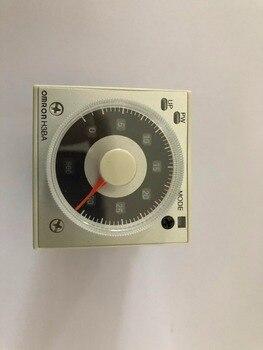 H3CR-A8 relé de tiempo de 8 pines serie H3CR temporizador de retardo 8 pines con base AC/DC 24-240V AC 100-240V
