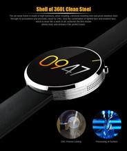 Dm360 android  bluetooth smart health watch Heart Rate For apple Samsung android smartwatch reloj intelgente wearable devices