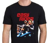 Buy Cool Shirts Crew Neck Easy Rider Vintage Movie American Biker T Shirt Size S 3XL