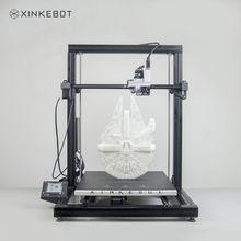 цена на Newest XINKEBOT Orca2 Cygnus 3D Printer I3 Mega Full Metal Frame Colorful Industrial Grade High Precision Affordble Presell