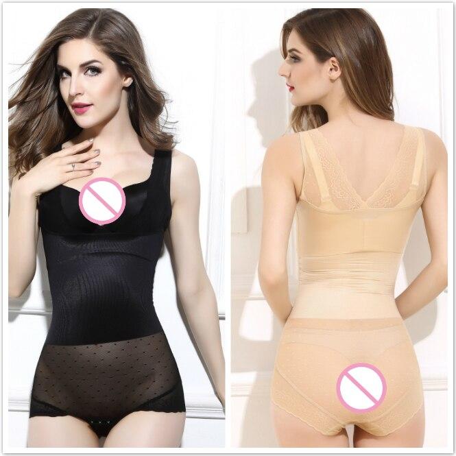 Hot Sale Women Sexy Siamese Corset Postpartum Thin Waist Slimming Bodysuit High Quality Shapewear Underwear Corsets Body Shaper