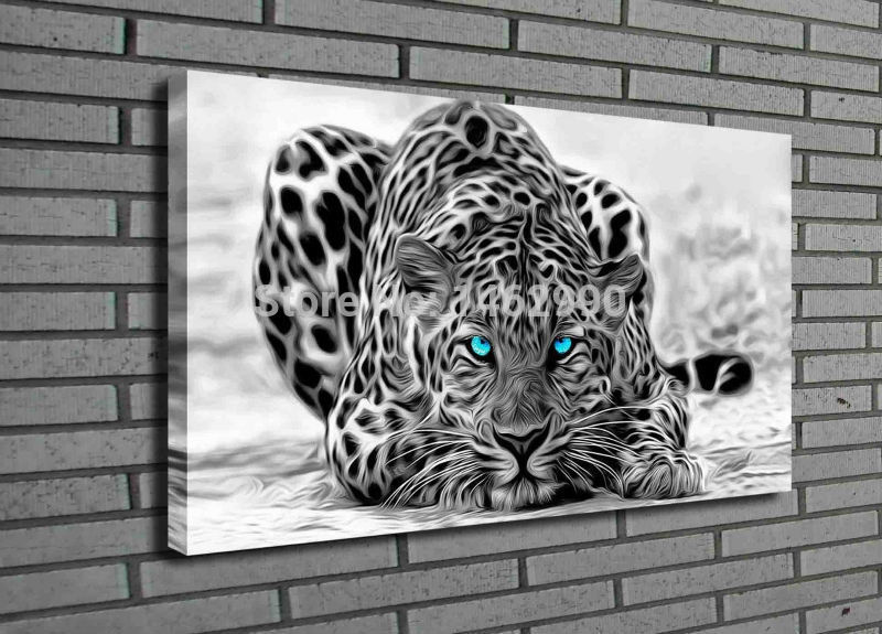 Not Framed Free Shipping Canvas Prints Modern Canvas Painting Animal ...