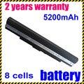 Batería del ordenador portátil para asus a42-ul50 u35 jigu serie ul50vt ul50 serie pl80 serie ul50vg ul50vs a42-ul80 ul30 series ul50a