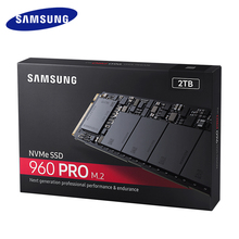 Samsung SSD 960 PRO 512GB 1TB 2TB Internal Solid State Drives PCIe 3.0 x4 NVMe 1.2 Hard Disk for Laptop Desktop PC Computer