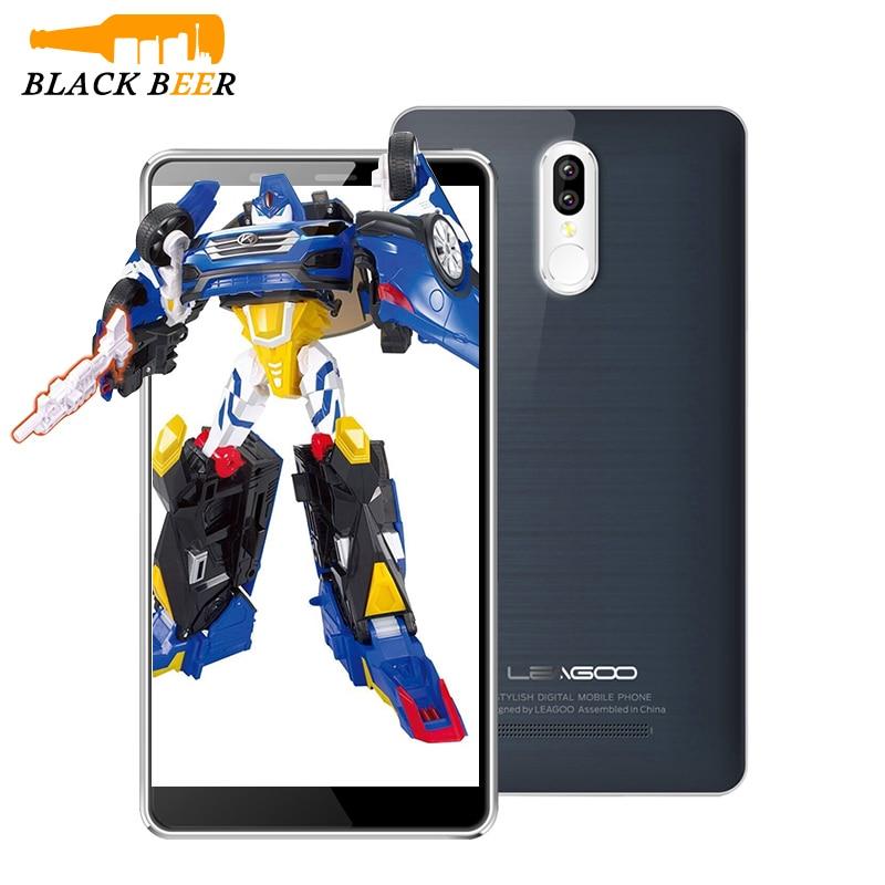 "bilder für LEAGOO M8 Pro 4G Handy Android 6.0 MTK6737 Quad-Core-Handy 2 GB + 16 GB 13MP + 5MP Dual Kamera 5,7 ""Smartphone"