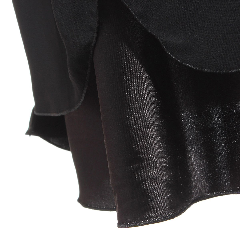2017 NEW Womens Lace Lingerie Nightgown Babydoll Strap Sleepwear -Black