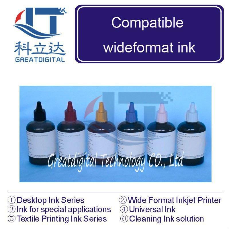 ( 6 colour / set ) 500ml PFI-102 PFI102 Dye ink for iPF510 iPF 610 iPF605 iPF720 iPF500 iPF700 PRINTER