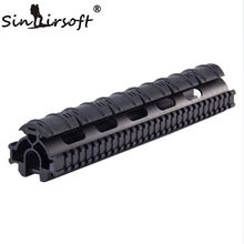 SINAIRSOFT One-Piece Tactical Tri-Rail Handguard Rail Scope Mount System For HK G3, 91, PTR-91 and Compatibles MNT-TG3TR(China)