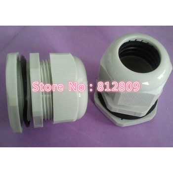 PG36 High Quality 22-32MM Waterproof Nylon Gasket Plastic Cable Gland
