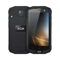 AGM A8 4G FDD LTE Rugged Mobile Phone 5 0 1280 720FHD 3 4GB RAM 32