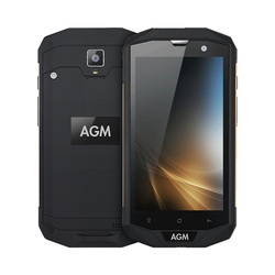 AGM A8 5.0 inch 4G FDD LTE Dual SIM IP68 Rugged Mobile Phone Android 7.0 Quad Core 13.0MP 4050mAh Support Bluetooth NFC OTG