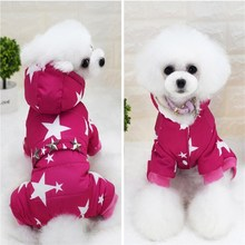 HOT Pet Dog Clothes Coat Winter Warm Outerwear Thicken Dog Costume Clothing Wadded Jacket Pet Cat Products Clothes For Dog Puppy