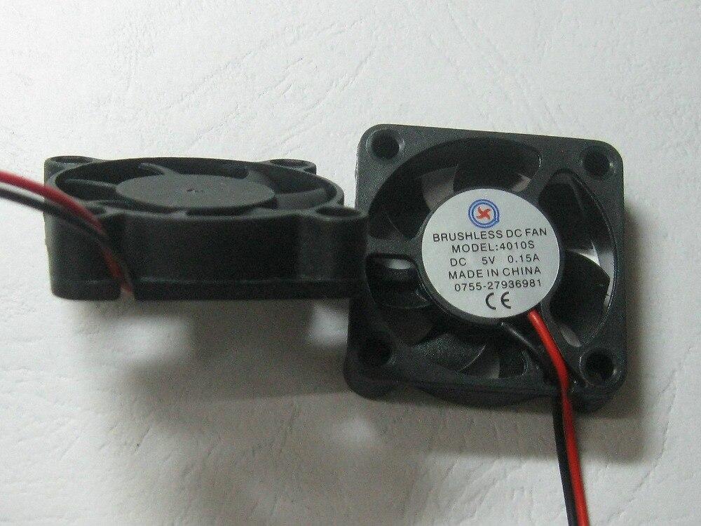Hvac & Ersatzteile Heimwerker 1 Stücke Bürstenlosen Dc Lüfter 7 Klinge 4010 S 5 V 40x40x10mm Gut FüR Energie Und Die Milz
