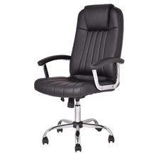 Giantex New Ergonomic PU Leather High Back Gaming Chair Modern Swivel Executive Computer Desk Task Office Chair HW53039
